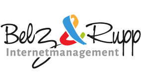 Belz & Rupp - Internetmanagement / Logo